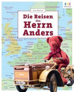Buch Cover mit Teddy